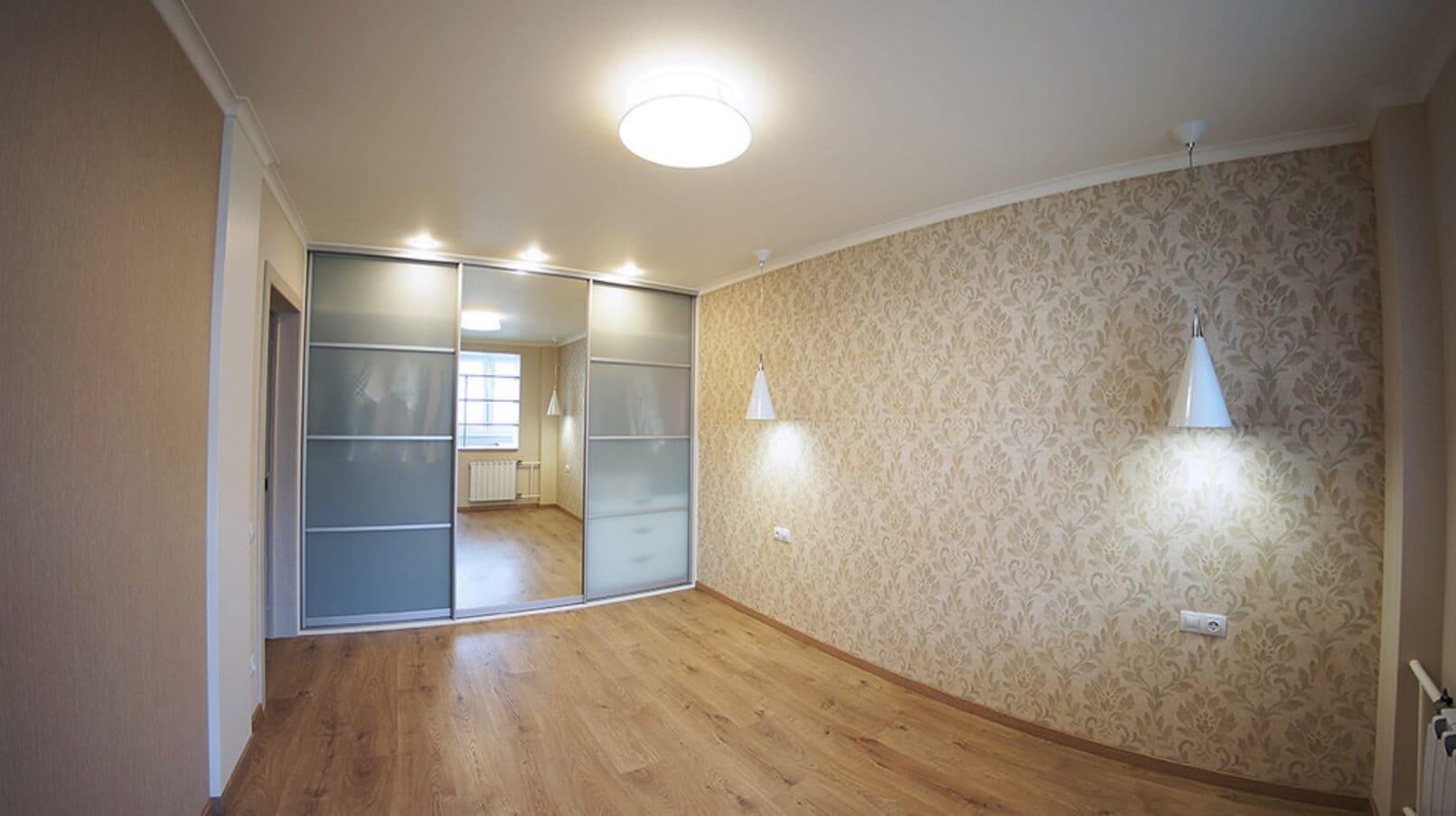 Ремонт квартиры под ключ 82м2