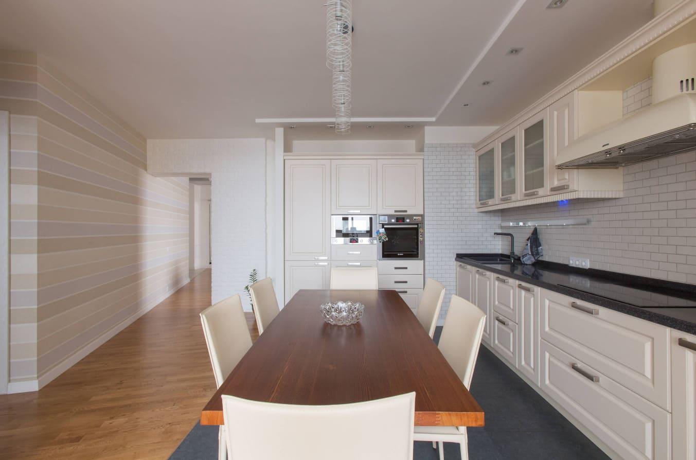 Стильный ремонт квартиры под ключ