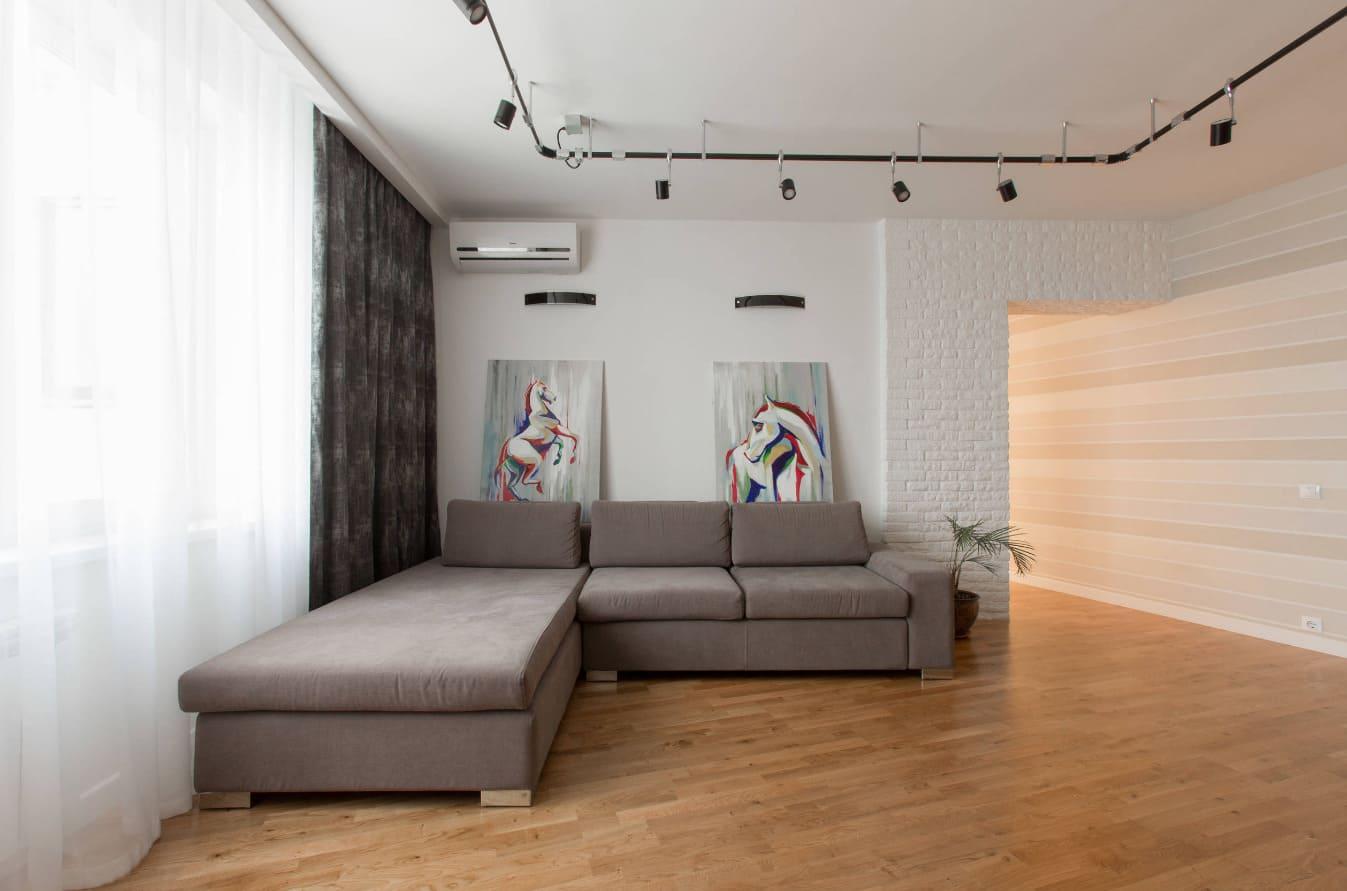 Дизайн студии для девушки
