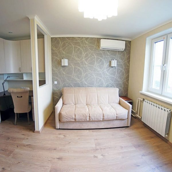 Ремонт однокомнатной квартиры 27м2