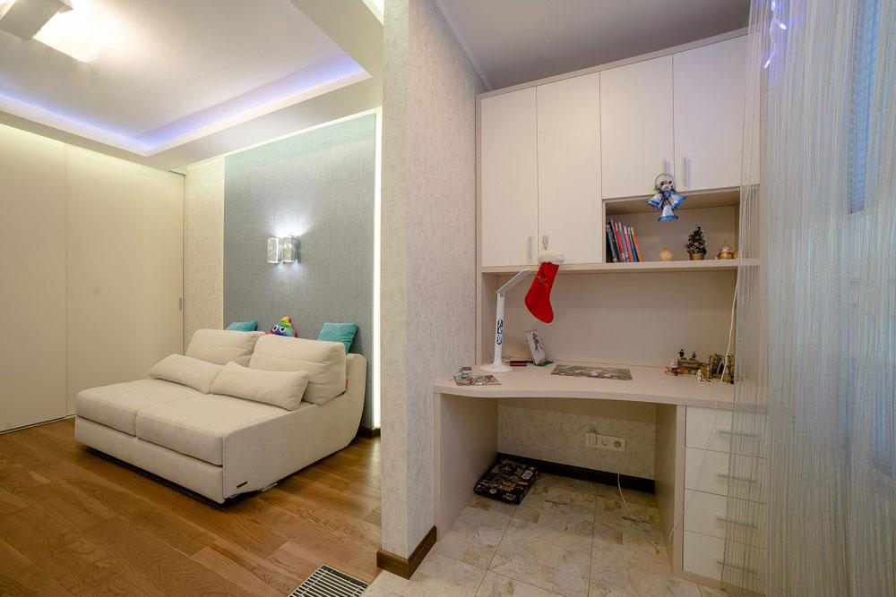 Дизайн квартиры 66м2